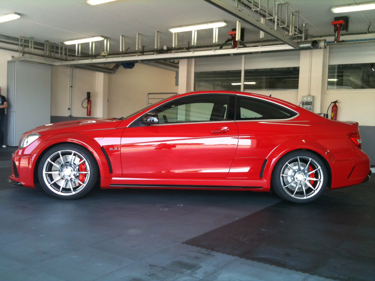 2012 Mercedes Benz C63 Amg Black Series Car Audio System And