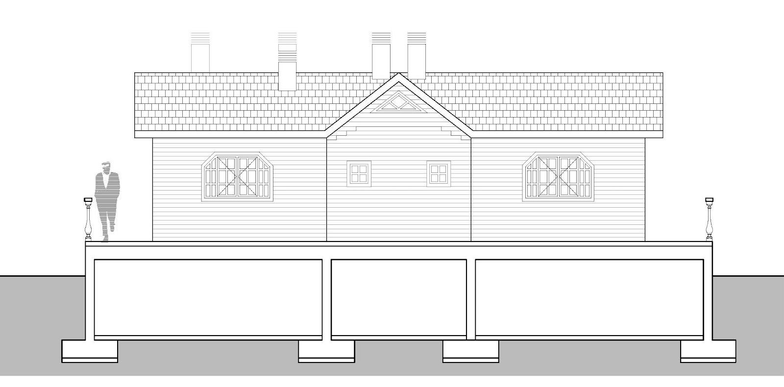 Nu o arquitectos pr xima construcci n casa madera elche - Arquitectos elche ...