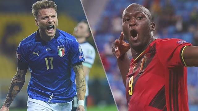 Βέλγιο-Ιταλία : Πρόωρος τελικός στο Alianz Arena