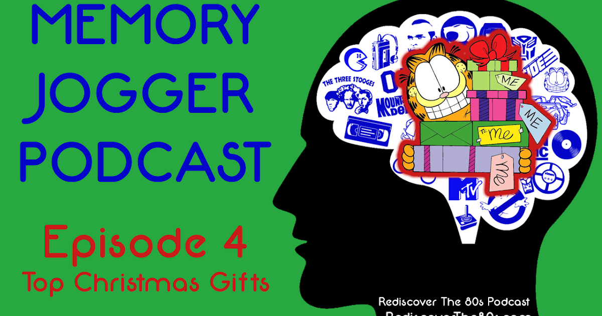 Memory jogger podcast episode top christmas gifts