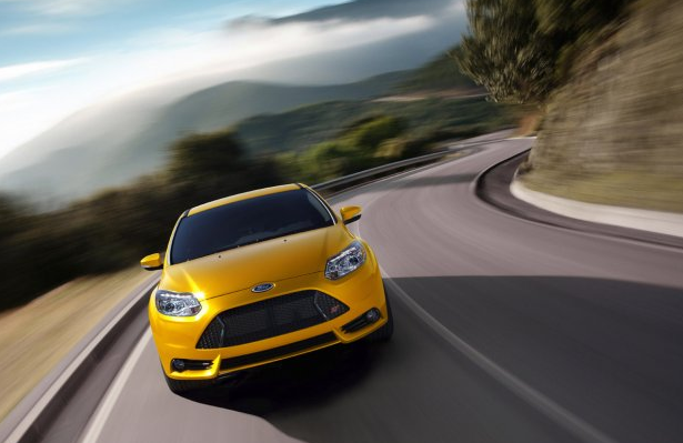 brighton ford ford reveals 2013 ford focus st pricing and specs. Black Bedroom Furniture Sets. Home Design Ideas