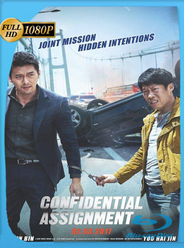 Confidential Assignment (2017) HD 1080p Latino Dual [GoogleDrive] TeslavoHD