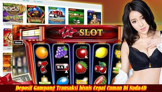 Deposit Gampang Transaksi bisnis Cepat Cuman Di Nada4D