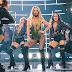 Britney Spears casi se cae en el Apple Music Festival