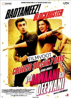 yeh-jawaani-hai-deewani-full-movie-download