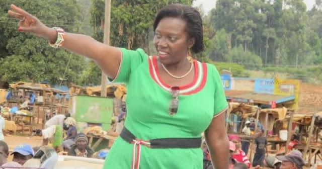 Martha Karua scolds President Uhuru Kenyatta