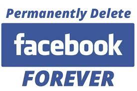 Cara Menonaktifkan/Menghapus Facebook Secara Permanen Selamanya