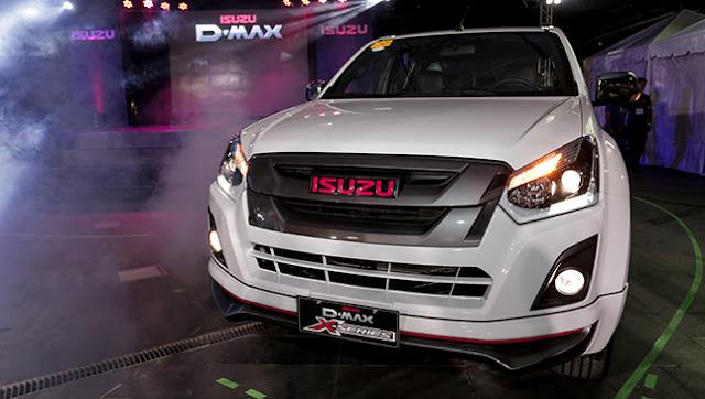 Isuzu D-Max X-Series picture