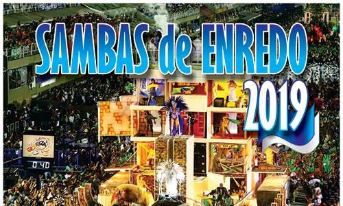 Ingressos Carnaval Rio 2019 - CD do Grupo Especial já pode ser ouvido nas plataformas digitais