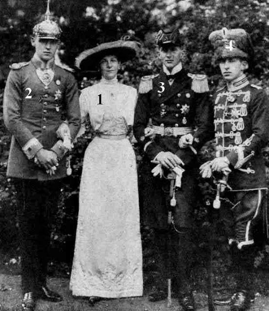 Famille princière Reuss