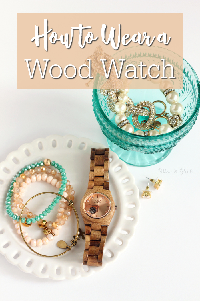 JORD Wood Watch Cora Koa