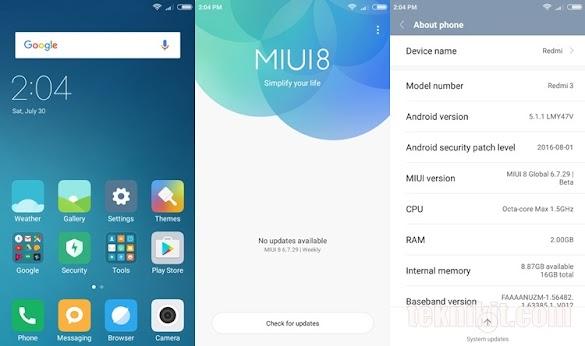 Mengenal Jenis Rom Xiaomi Yang Beredar Di Pasaran Indonesia (Ketahui Sebelum Membeli Xiaomi)