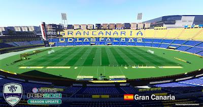 PES 2021 Stadium Estadio Gran Canaria