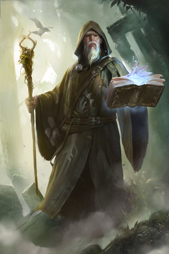 Minimum Acceptable Return - Character class Archetype Wizard