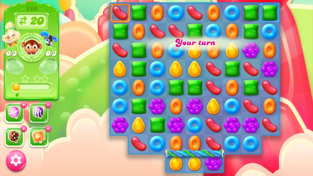Candy Crush Jelly Saga 280