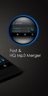 fast and hq mp3 merger
