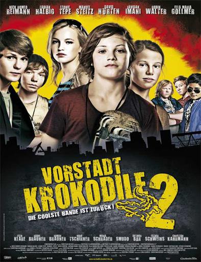 Poster de Los cocodrilos 2