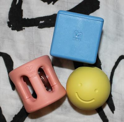 Hape Toys Geometric Rattle