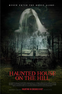 Movie Review :  Haunted House On The Hill (2016)