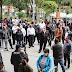 TRANSPORTISTAS SE MANIFIESTAN; MUNICIPIO ATIENDE LLAMADO