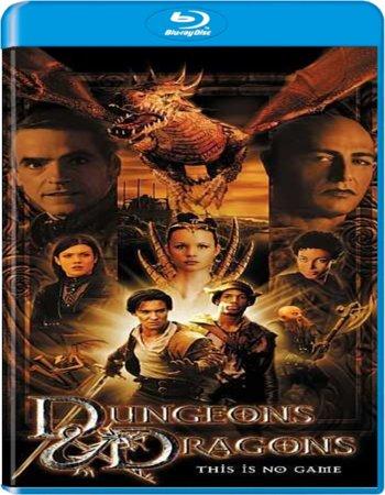 Dungeons & Dragons (2000) Dual Audio Hindi 720p BluRay Full Movie Download