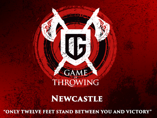 9 Days Out for Tweens & Teens at The Gate, Newcastle - Axe Throwing