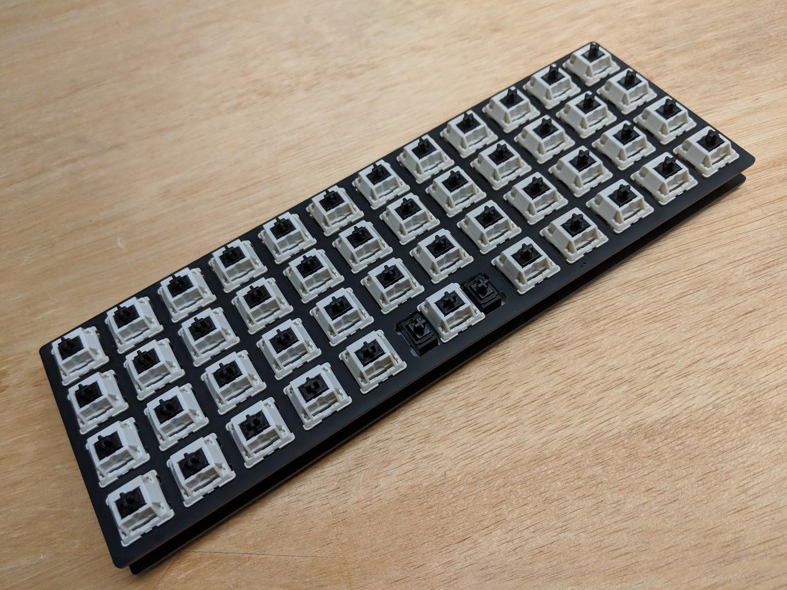 40% Keyboards: EOTW Oreo Planck