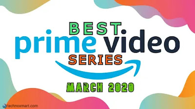 best amazon prime video movie series