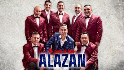 DESCARGAR ALAZAN - NO PARES DE BAILAR (CD COMPLETO)