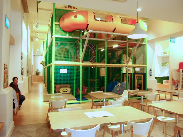 Our Visit To Go Go Bambini Indoor Playground + Giveaway of Entry Tickets