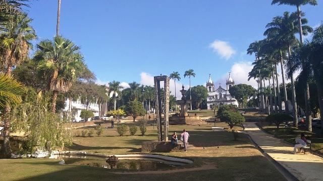 Onde se Hospedar em Vassouras, no Vale do Café: No Hotel Santa Amália. Aproveite para conhecer o centro histórico