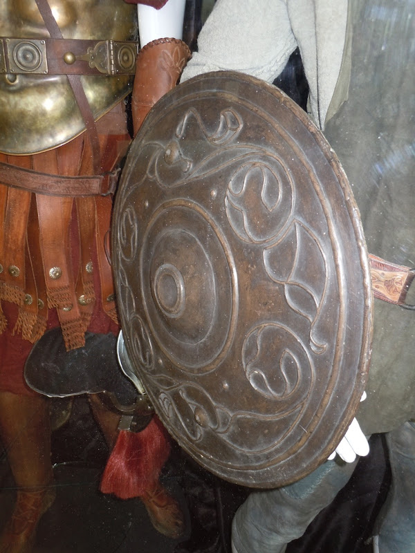 The Eagle shield movie prop