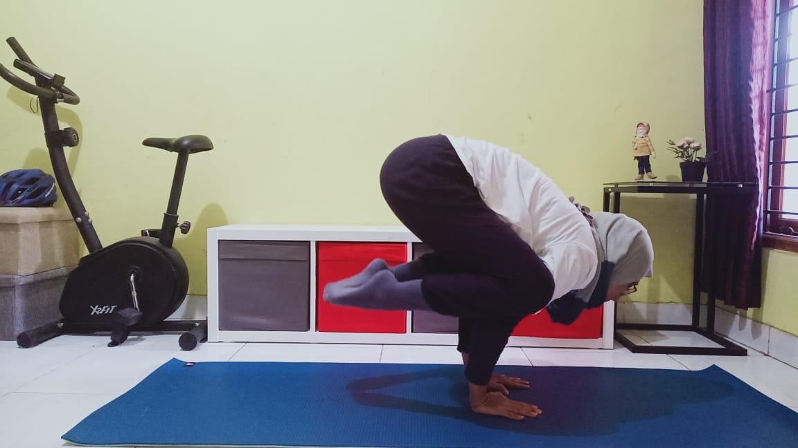 Yoga Penghilang Stress