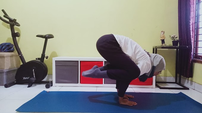 Coba Gerakan Yoga Untuk Menghilangkan Stres Saat Pandemi