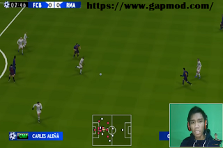 PES Jogress v4.1 Mod FIFA 2019 PPSSPP Texture + Save Data Timnas U16 Indonesia