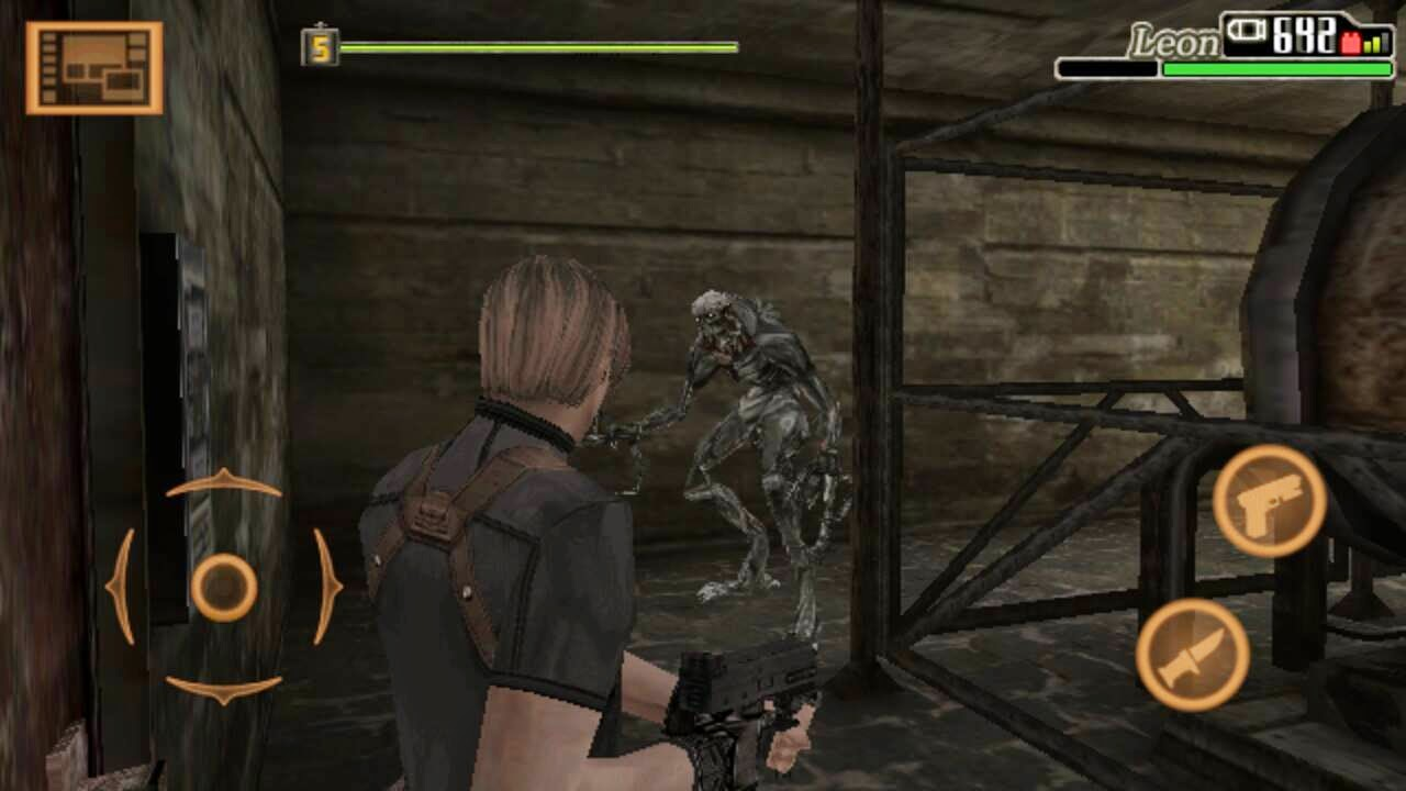 Free Download Resident Evil 4 Apk + Data Game Android Full ...