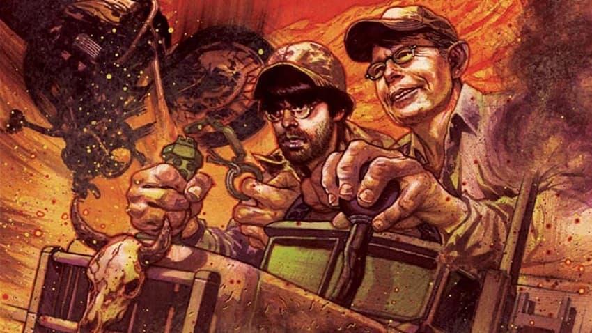 HBO Max снимет фильм «Полный газ» по повести Стивена Кинга и Джо Хилла