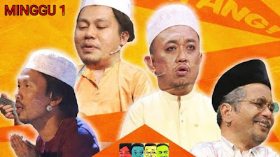 Live Streaming Sepahtu Reunion Al Puasa 2020 Minggu 1