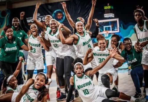 D'Tigress defeat Cote d'Ivoire to reach semi-finals of 2021 AfroBasket Championship