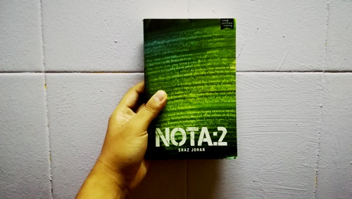 Review Novel Fixi : Nota : 2 oleh Shaz Johar