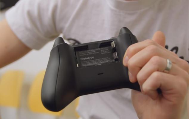 Pilha recarregavel controle Xbox