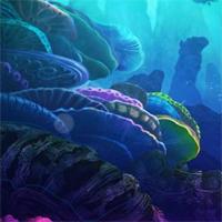 WowEscape Underwater Lion…