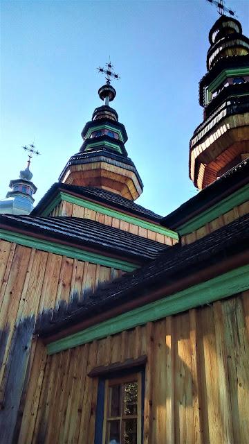 Cerkiew w Świątkowej Małej (Beskid Niski)
