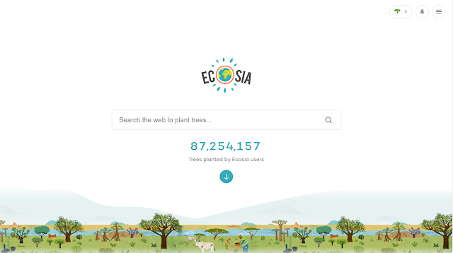 Ecosia Travel