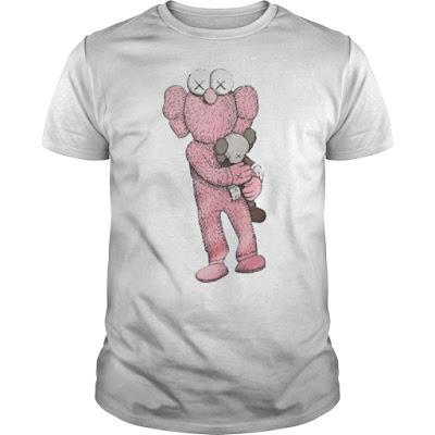 Kaws t shirts Hoodie Sweatshirt