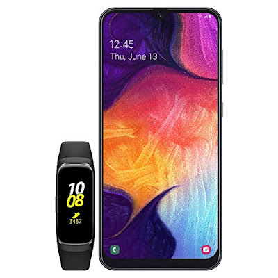 Samsung Galaxy A50 First look with Specifications and Price in India