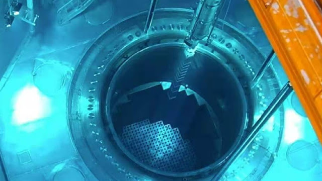 Image Attribute: The process of loading a total of 177 fuel assemblies into the core of the Karachi 2 reactor in Pakistan began on November 28, 2020. The reactor is scheduled to go online (commercially) in April 2021. Source: China National Nuclear Corporation (CNNC).