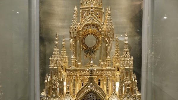 The Corpus of Cádiz will be celebrated with a procession only in the cloister of the cathedral, for security