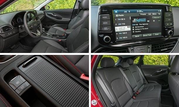2018  Hyundai Elantra GT 2.0L