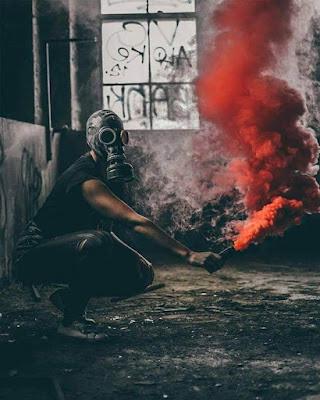 humo de colores fotos